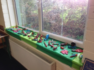 Our Clay Minibeasts (1)