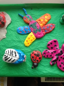 Our Clay Minibeasts (3)
