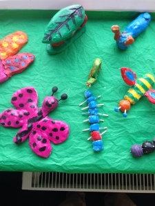 Our Clay Minibeasts (4)