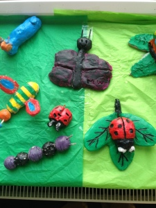 Our Clay Minibeasts (5)