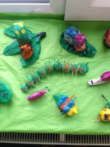 Our Clay Minibeasts (6)