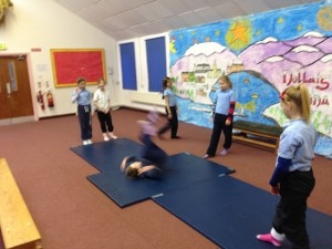 Gymnastic Routines (13)