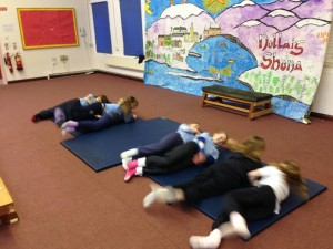 Gymnastic Routines (15)