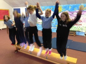 Gymnastic Routines (16)
