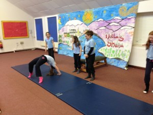 Gymnastic Routines (19)