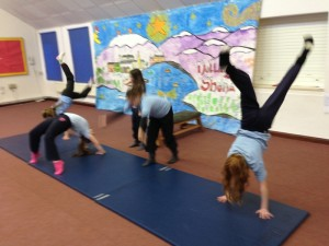 Gymnastic Routines (20)