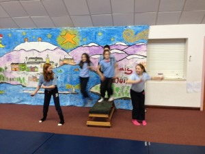 Gymnastic Routines (21)