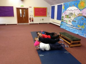 Gymnastic Routines (23)