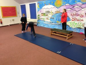 Gymnastic Routines (25)
