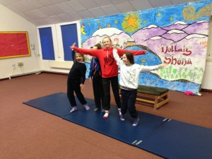 Gymnastic Routines (26)