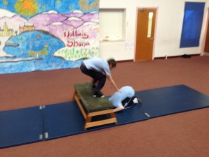 Gymnastic Routines (3)