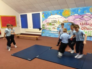 Gymnastic Routines (7)