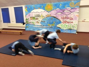 Gymnastic Routines (9)