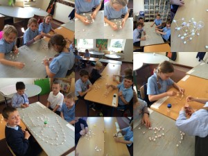 Our Marshmallow Building Challenge