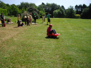 5th Grass Sledging (12)