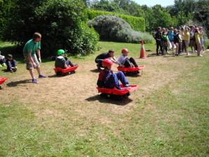 5th Grass Sledging (20)