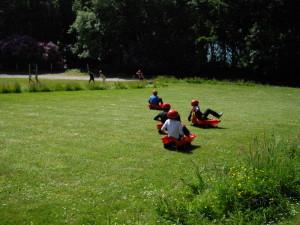 5th Grass Sledging (24)