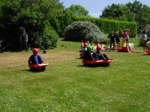 5th Grass Sledging (25)